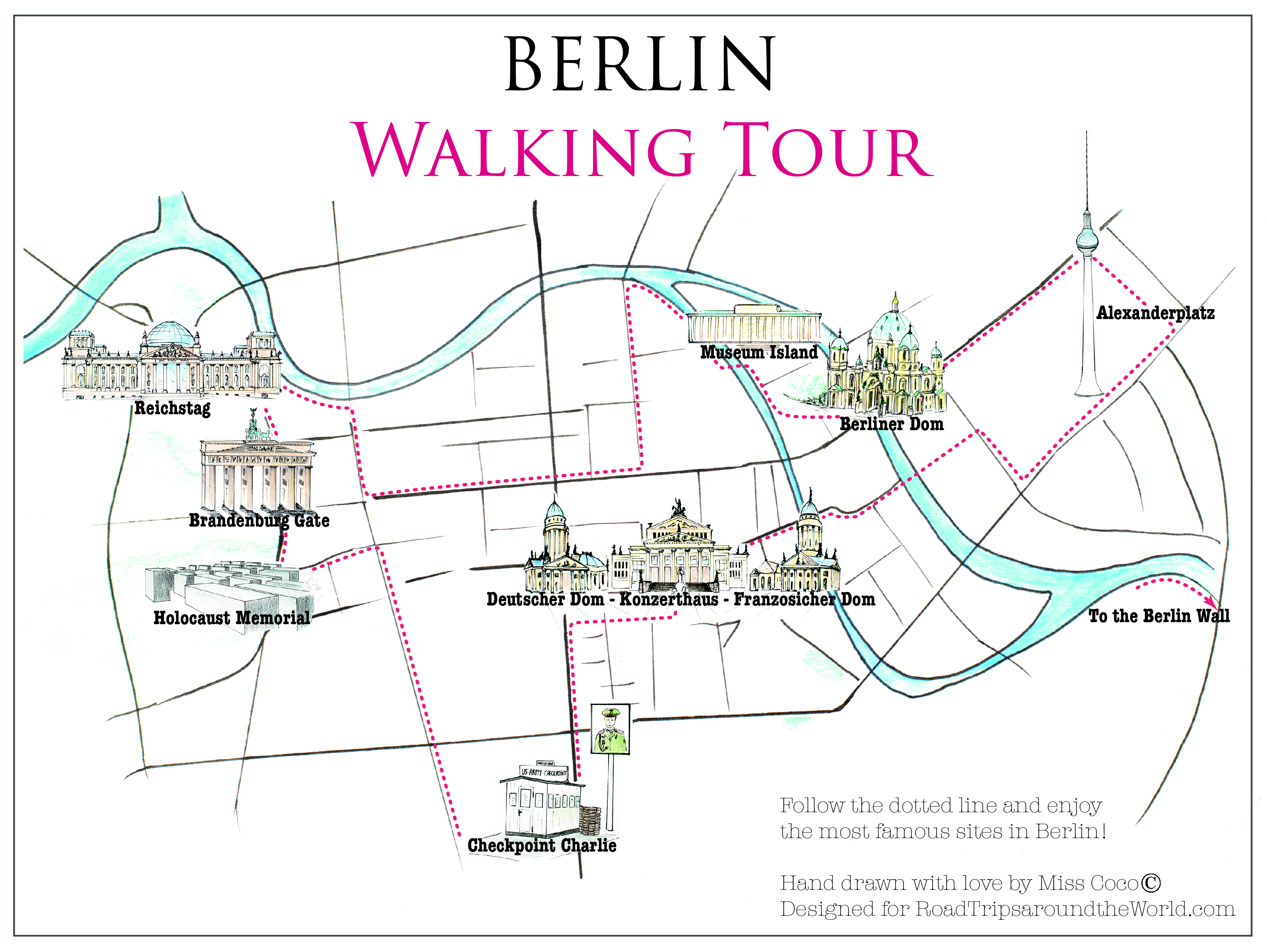 Free Walking Tour Berlin Germany
